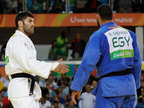 Egyptian Olympian Booted Over His Handshake Snub of Israeli Opponent
