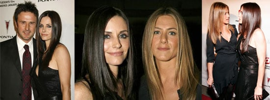 Courteney's Friends Come Out for Dirt