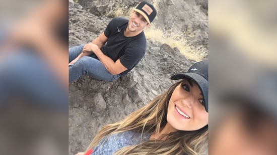 JoJo Fletcher and Jordan Rodgers Celebrate His 28th Birthday With Early Morning Hike
