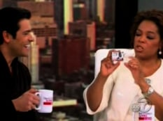 Oprah Latest Gadget: An Inauguration Countdown Keychain