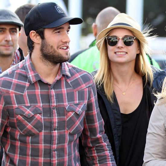 Emily VanCamp and Joshua Bowman in Australia Pictures