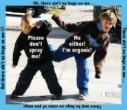 Mommy Alert! Stop the Spray