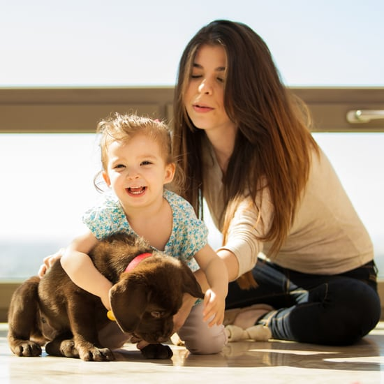 How Having a Dog Makes You a Better Mom