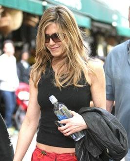 Photos of Jennifer Aniston in NYC