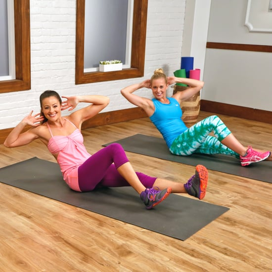Ab-Workout Video   10 Minutes
