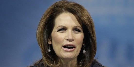 Michele Bachmann: God 'Raised Up' Donald Trump