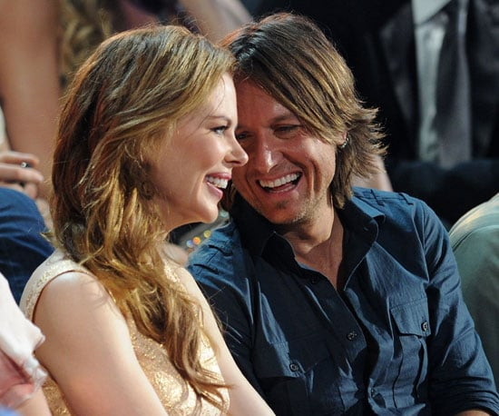 Slide Picture of Nicole Kidman and Keith Urban at the CMT Music Awards