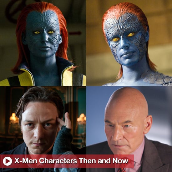 X-Men: First Class Character Pictures From Past and Present 2011-06-02 10:12:41