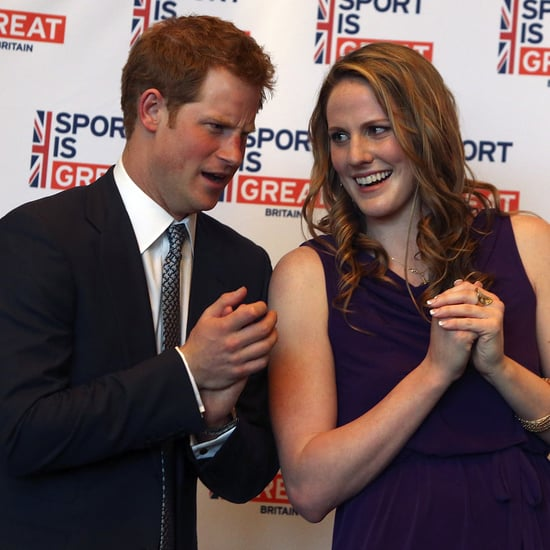 Pictures Of Prince Harry On American Tour