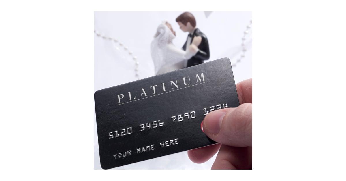 Best credit cards for wedding expenses popsugar smart living for Best credit card for business expenses