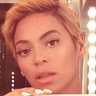 Beyonce Knowles's Short Haircut | Pictures