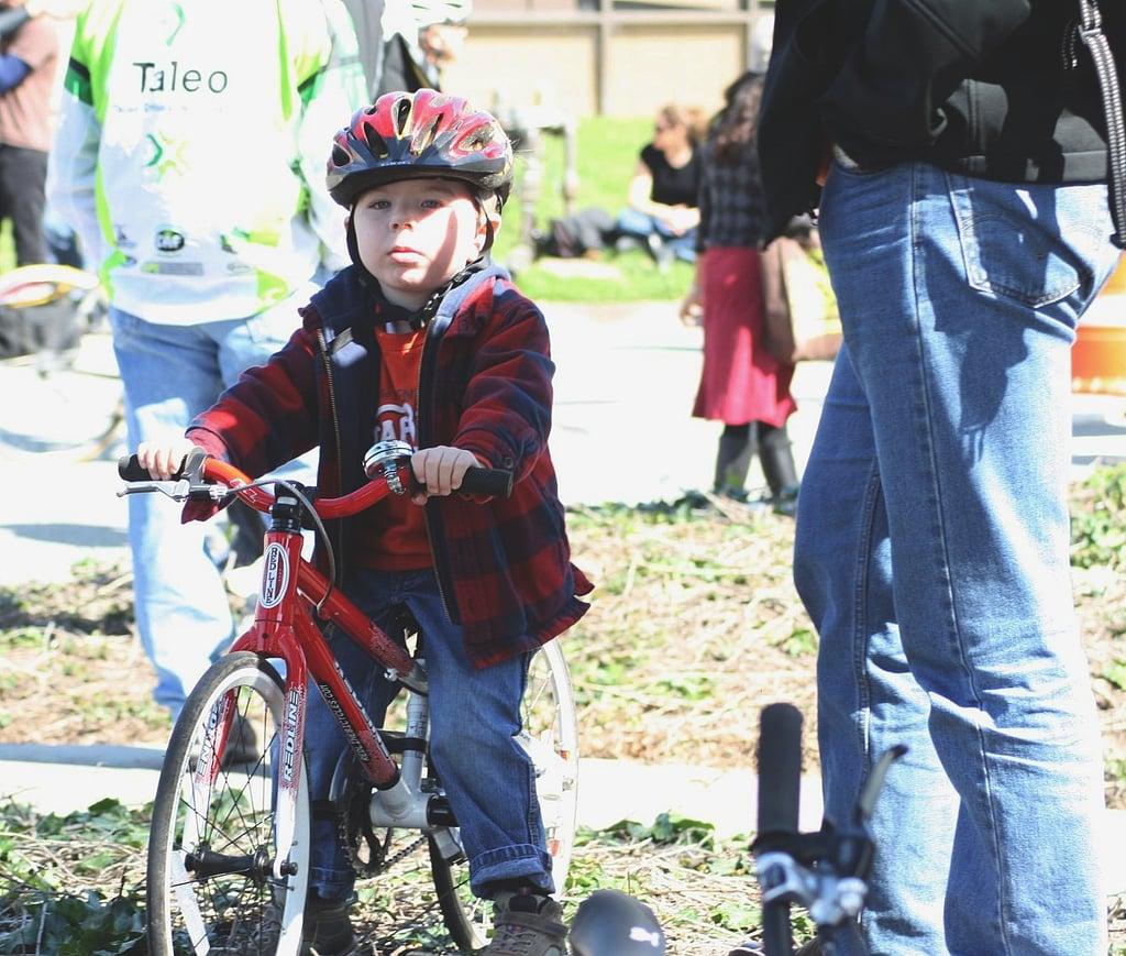 Go For a Family Bike Ride