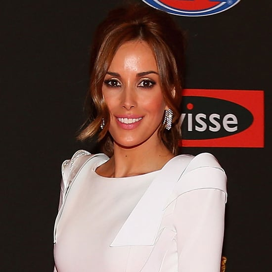 Pictures of the Beauty Looks From Rebecca Judd and More at the 2012 Brownlow Medal