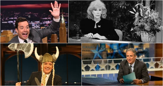 The 20 Best Late-Night Talk Show Hosts Ever