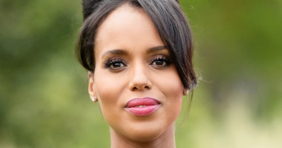 Kerry Washington Politely Asks for Her Face Back