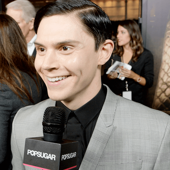 Evan Peters Interview About American Horror Story Hotel