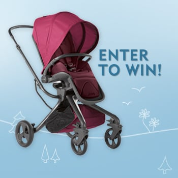 Mamas & Papas Mylo Stroller Giveaway