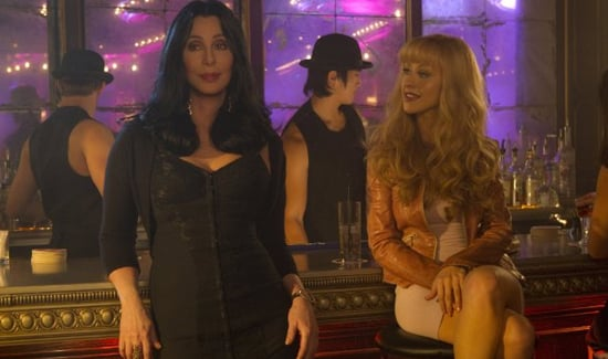 Trailer for Burlesque Starring Christina Aguilera and Cher