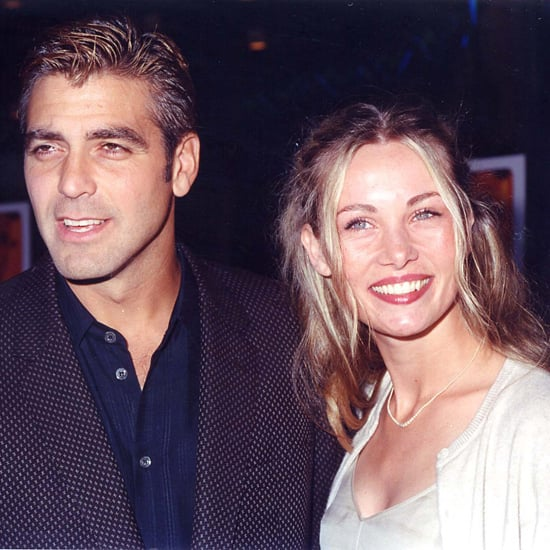 George Clooney had a rendezvous with French waitress and law student Celine Balitran. They met while George was filming The Peacemaker in Paris and dated for three years until 1999.