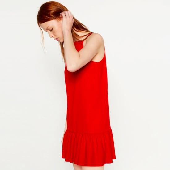 Ruffled Hem Dresses