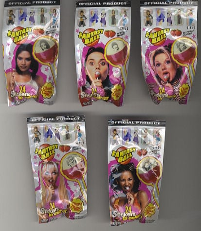 Everyone But Posh Licked a Lollipop on These Branded Treat Bags