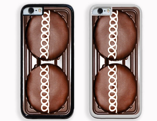 We dare you not to want to take a bite out of this iPhone case ($18) that looks like the Hostess Cupcakes from your childhood.