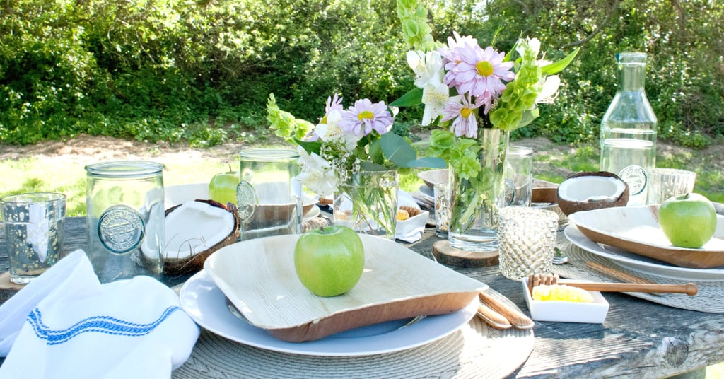 This Easy Dinner Is Perfect For Al Fresco Dinner Parties