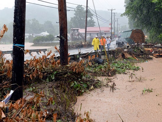 Flash Floods in West Virginia Kill 14, Including Toddler Swept Away from Grandfather's Grasp