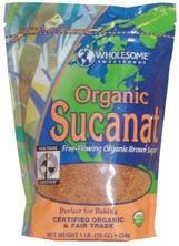 Sucanat:  Pure Sugar Baby