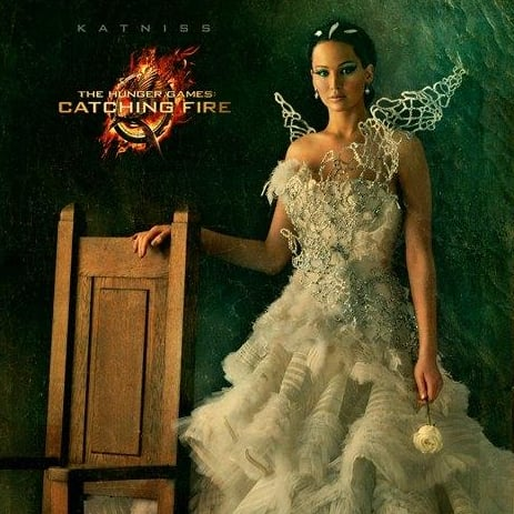 Hunger Games Catching Fire Portraits
