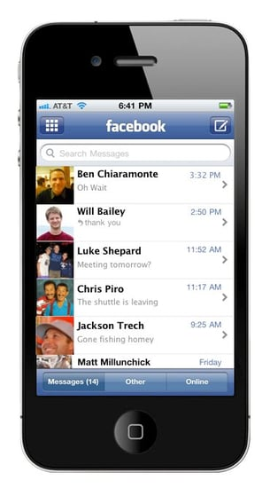 Facebook's New Messaging System May Be Target For Spammers