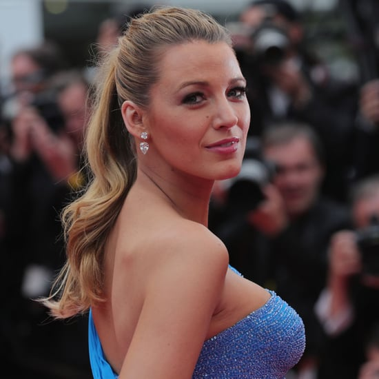 Blake Lively's Mrs. R Ring Photo