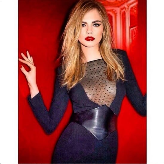 Is This Cara Delevingne's Sexiest Ad Yet?
