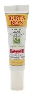 Burt's Bees Natural Acne Solutions Maximum Strength Spot Treatment Cream