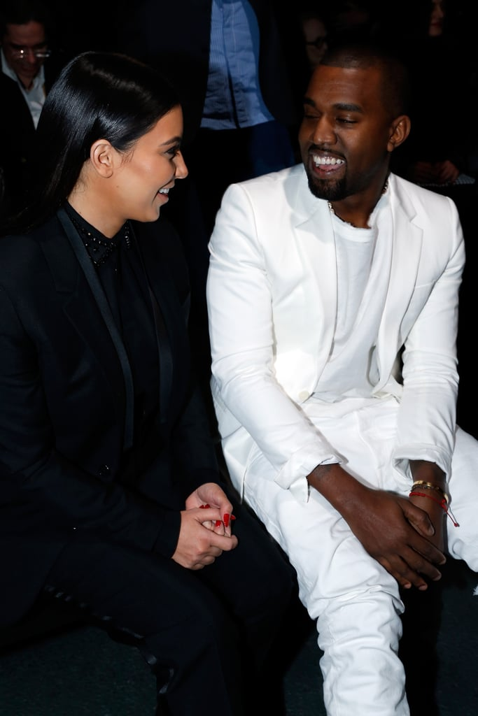 Kanye on Wanting Kim to Be on the Walk of Fame: Too Cute or Too Much?