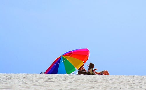 Open House: What Do You Bring to the Beach?