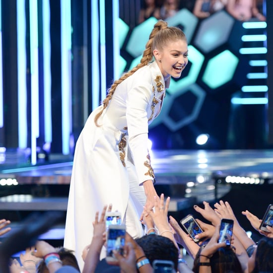 Gigi Hadid Outfits at Much Music Awards 2016