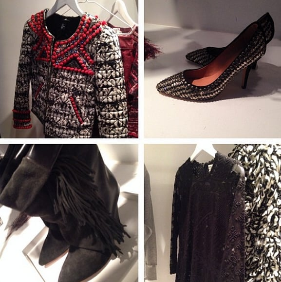 We also might have gotten even more quality time with the Isabel Marant for H&M collection. And yes, it's just as good as it looks.