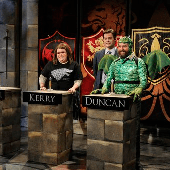 Game of Game of Thrones SNL Skit With Nikolaj Coster-Waldau