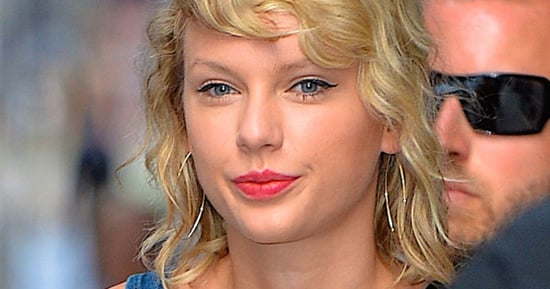 Taylor Swift's Cat Blinks Twice for HELP