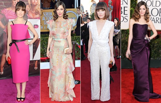 What's Your Favorite of Rose Byrne's Looks?