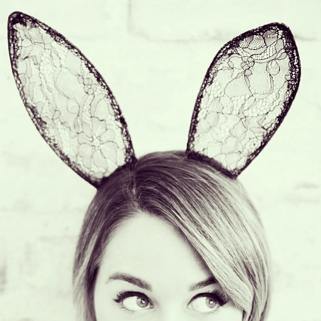 Can you guess what Lauren Conrad is going to be for Halloween? Source: Instagram user laurenconrad