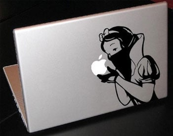 Handmade Geeky and Cool Super Mario, Disney, and Video Game Laptop Decals