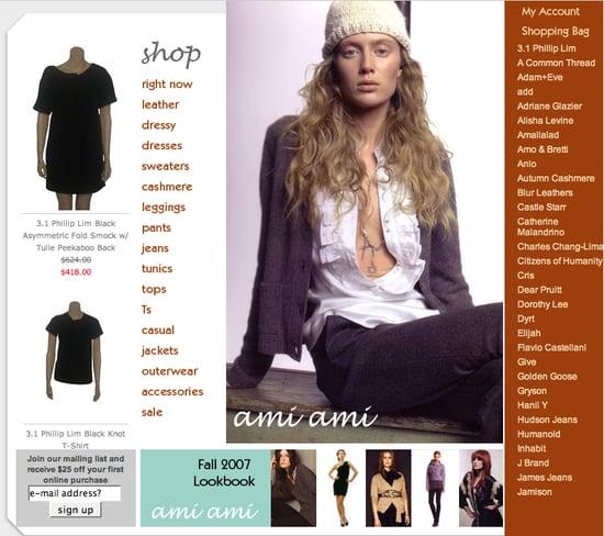 Fab Site: ShopAmiAmi.com