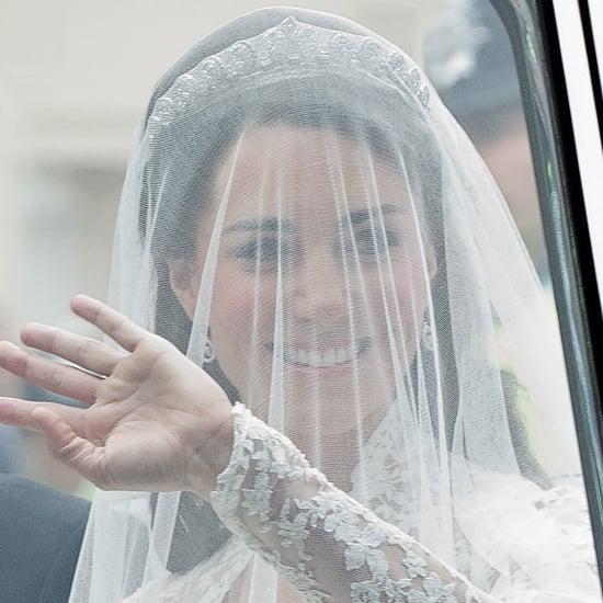 Kate Middleton Wedding Hair and Makeup Pictures