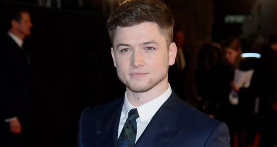 'Kingsman' Star Taron Egerton on Cyclops, 'Star Wars,' and A-List Mentors