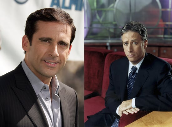 """Steve Carell Visits """"The Daily Show"""""""