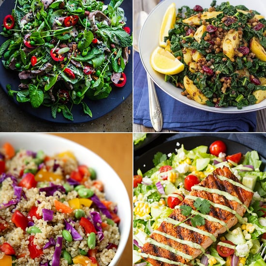 20 Satisfying Salad Entrées to Make Any Night of the Week