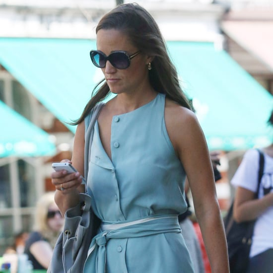 Pippa Middleton Creates a Chic and Clean London Look