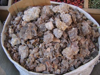 Myrrh Used in Beauty Products